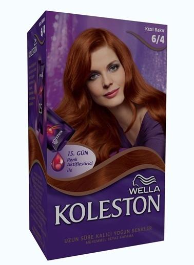 Koleston Koleston Kit Saç Boyası 6/4 Kızıl Bakır Renkli